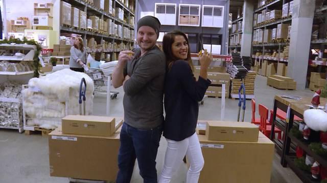 Wer ist der IKEA Aufbau-Champion?