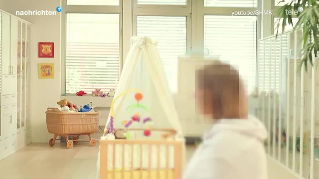 Jubiläum 20 Jahre Babyklappe Einsiedeln