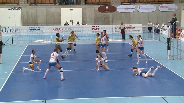 Könizer Volleyball-Club steigt ab
