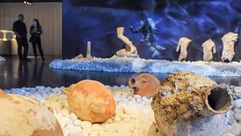 Griechischer Schatz im Basler Antikenmuseum