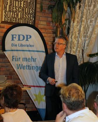 Robert Rudolph, Bereichsleiter Digitalisierung und Innovation bei SwissMEM