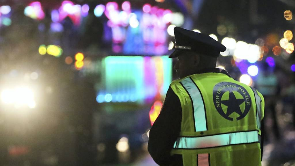 Zehn Verletzte durch Schüsse in New Orleans