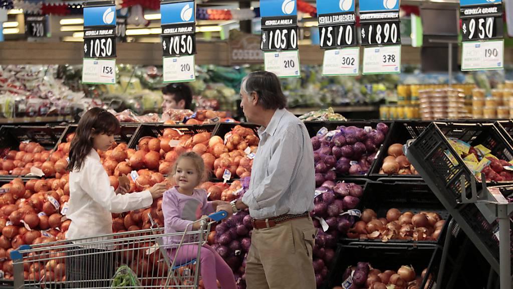 Umsätze der US-Einzelhändler stagnieren überraschend