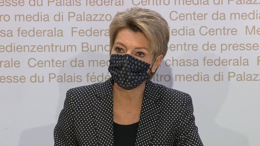 «Randphänomen» : Bundesrat lehnt das Verhüllungsverbot ab
