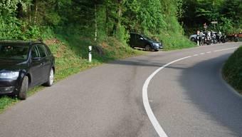 Die Polizei sucht Zeugen des Unfalls.