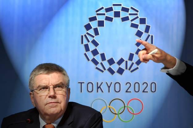 IOC-Präsident Thomas Bach steht immer stärker in der Kritik.