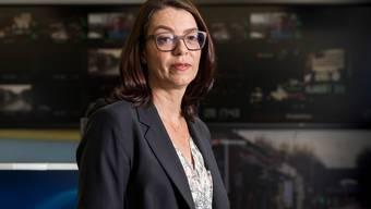 SRF-Chefin Nathalie Wappler will an der« Vertrauenskultur» arbeiten.