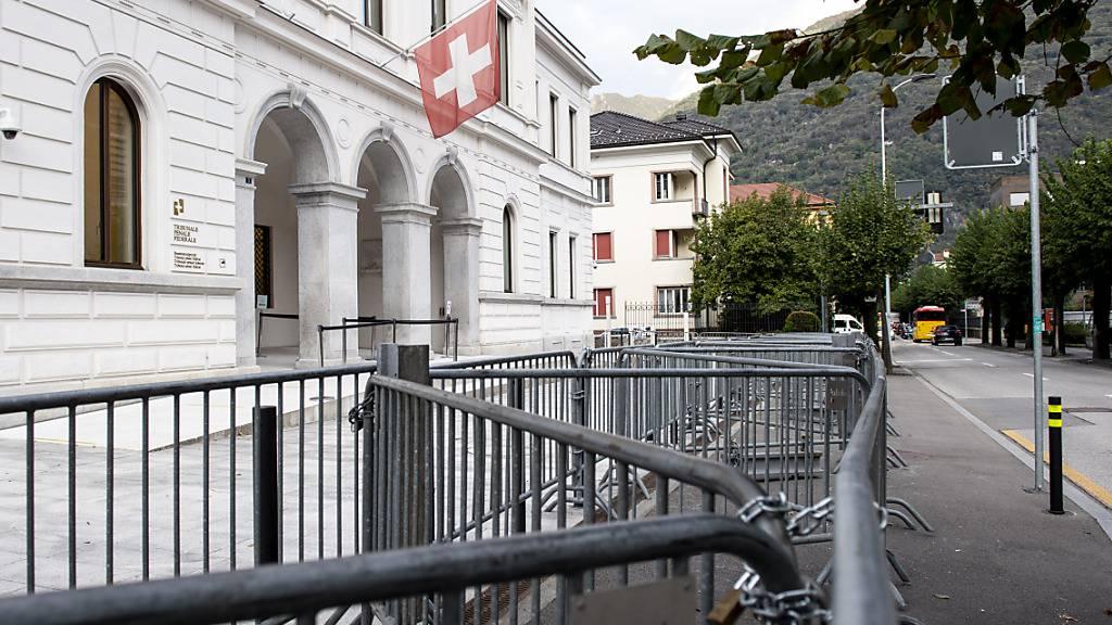Bundesstrafgericht: 45 Monate Freiheitsstrafe für 400 Millionen Franken
