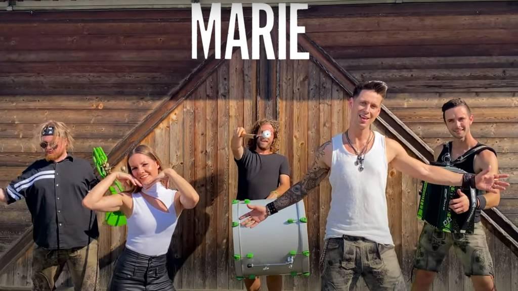 Die Draufgänger - Marie