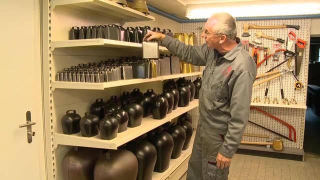 Traditionelle Berufe — Teil 1: Glockenschmied