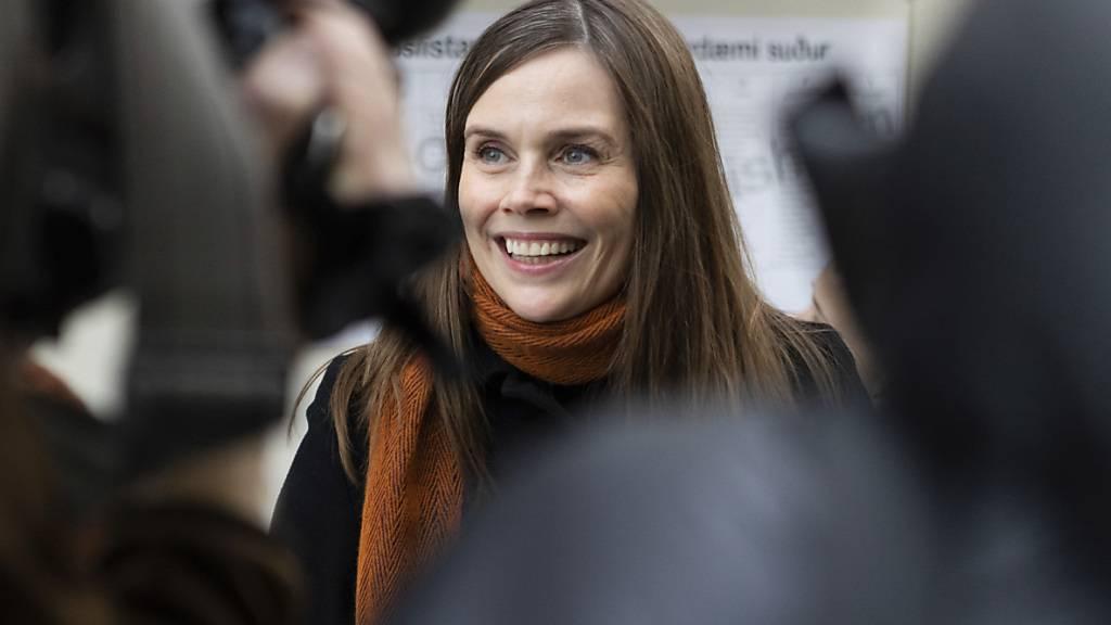 Parlamentswahl auf Island begonnen