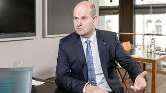 AKB-Direktionspräsident Dieter Widmer findet, seine Bank habe zwar intensiv um die Gunst neuer Kunden gebuhlt, aber niemals die Grenzen des Respekts verletzt.