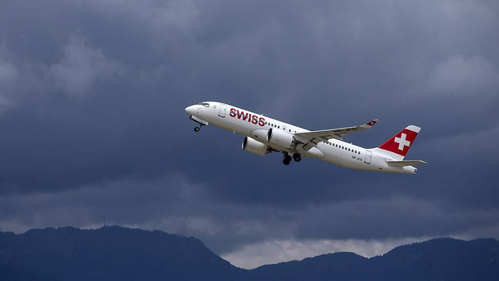 Die Swiss hat Rückerstattungen im Umfang von mehr als 585 Millionen Franken getätigt. (Symbolbild)