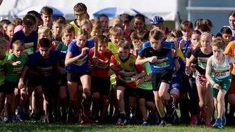 Der Üetliberglauf ist auch bei Kindern beliebt.