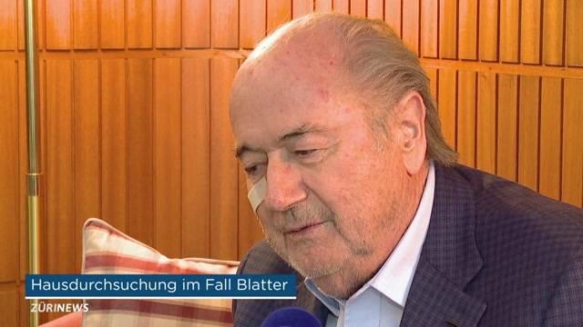 Fifa: Dokumente beschlagnahmt