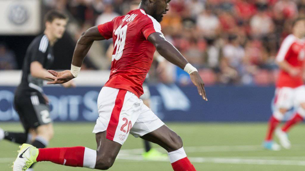 Johan Djourou wechselt vom HSV zu Montpellier
