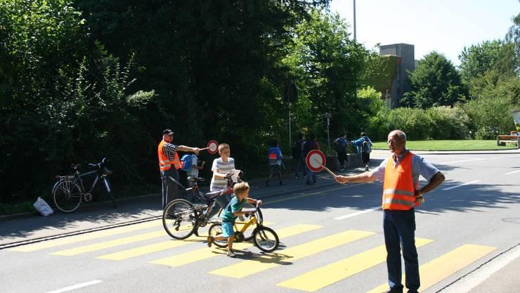 Mehr Sicherheit im Strassenverkehr