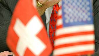 USA und Schweiz mit Abkommen (Archiv)