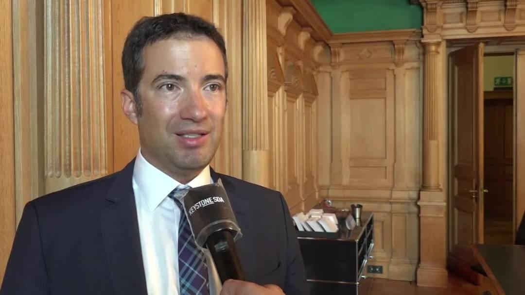 Michael Lauber ist ab 31. August nicht mehr Bundesanwalt – im Interview: Andrea Caroni, Präsident der Gerichtskommission
