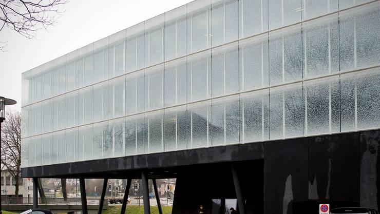 Die Staatsanwaltschaft Lenzburg-Aarau befindet sich im «Schneeflöcklihaus».