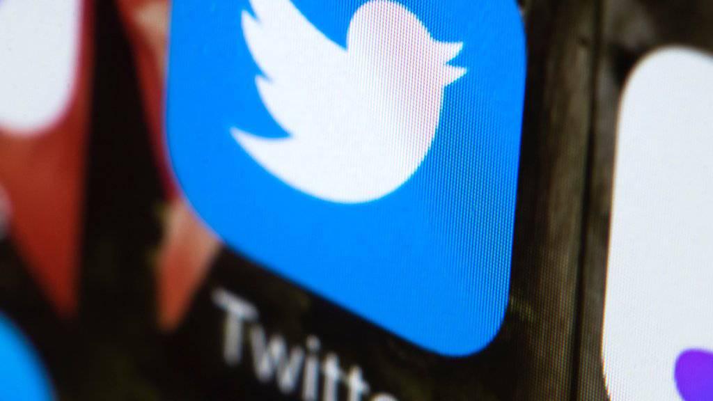 Der Twitter-Konzern hat tausende von Accounts gelöscht, die mit staatlichen Aktivitäten der Islamischen Republik Iran in Verbindung stehen sollen. (Archivbild)