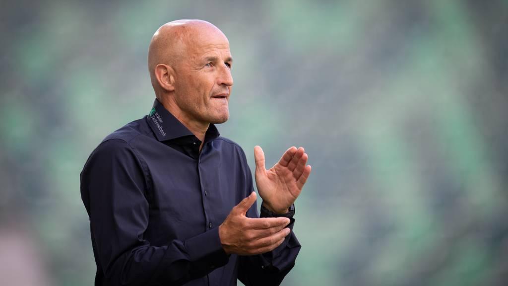 Trainer Zeidler: Neuer Goalie ist «sehr interessant»