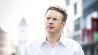 Zieht Konsequenzen aus seinen umstrittenen Äusserungen: Jonas Fricker, Aargauer Nationalrat der Grünen, tritt auf Anfang der Wintersession aus dem Parlament in Bern aus.Chris Iseli