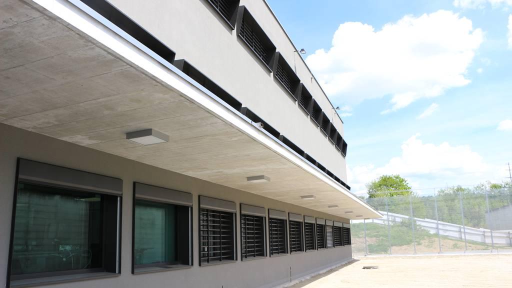 Gefängniserweiterung in Lenzburg