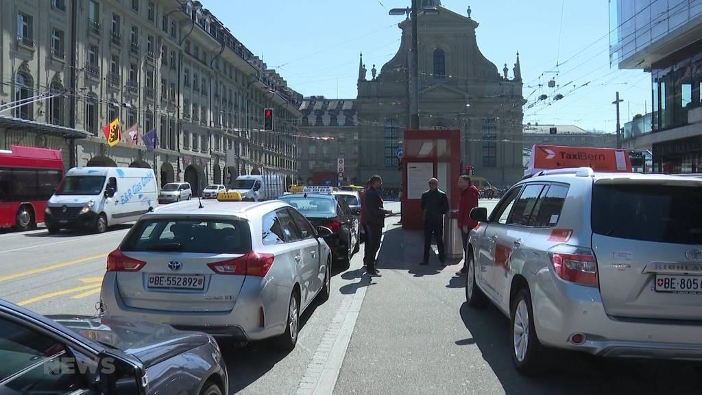 Berner Taxifahrer wünschen sich mehr Unterstützung