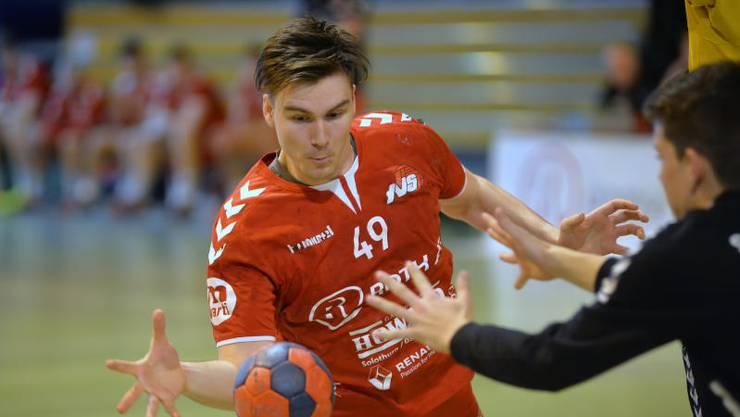Der TV Solothurn findet gegen Baden zum Siegen zurück.
