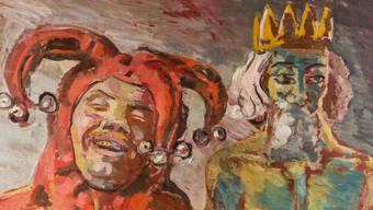 Kann Maria Anna Weber ab Montag auch das Bruno-Weber-Gemälde «Des Kaisers neue Kleider» wieder betrachten?