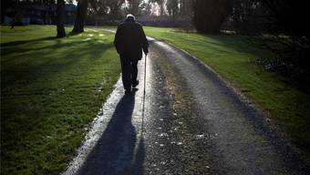 Depressionen im höheren Alter werden oft übersehen. Soziale Isolation ist die Folge.
