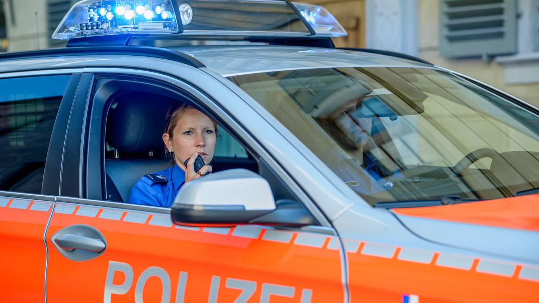 Sursee: Fahrerflucht nach Verkehrsunfall