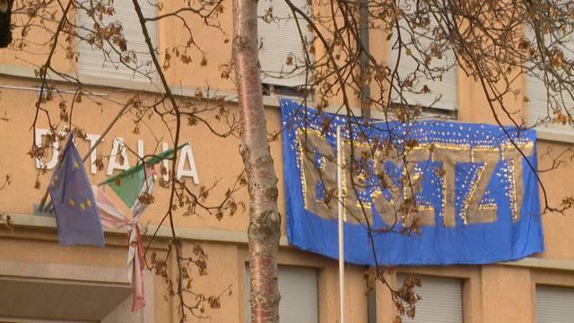 Casa d' Italia: Polizei beendet Hausbesetzung in Zürich