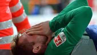 Izet Hajrovic erlitt eine schwere Knieverletzung