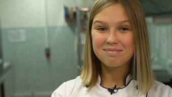 «Erfahrung ist nicht alles»: Sofia Ponkina hat ganz offensichtlich Talent.