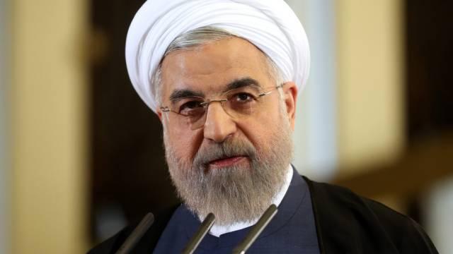 Ruhani fordert ein Ende der Luftangriffe auf die Huthi-Rebellen
