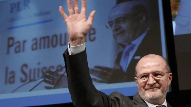 Fulvio Pelli sagt Ciao und beendet seine Politkarriere (Archiv)