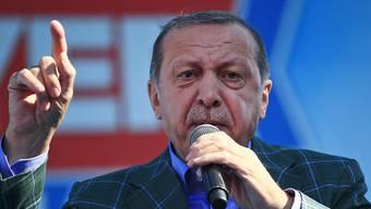 Die EU habe keine andere Option, als weitere Themen in den Verhandlungen anzugehen, sagte Erdogan am Dienstag.