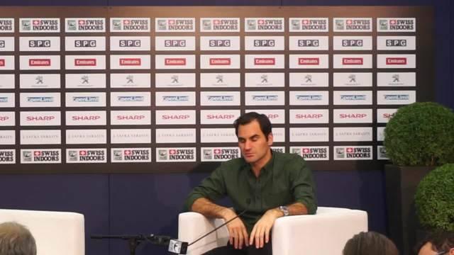 Roger Federer über sein Spiel