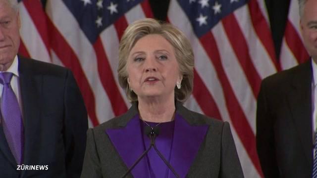 Clinton hätte auch als Mann verloren