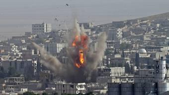 Der IS soll Boden in Kobane verloren haben. Die Tage des Zitterns vor dem Artilleriebeschuss könnten bald vorüber sein.