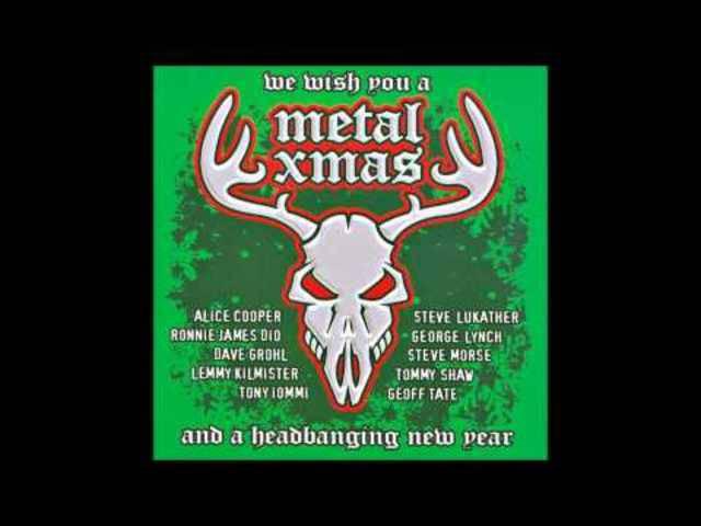 Headbangen mit Alice Cooper, Dave Grohl oder Tommy Shaw – 1 Stunde