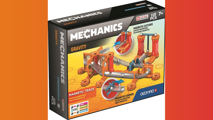 Wunsch-Nr. 36, Noe, 12 Jahre, Geomag Gravity Magnetic Track (115x), Digitec / Galaxus, CHF 24