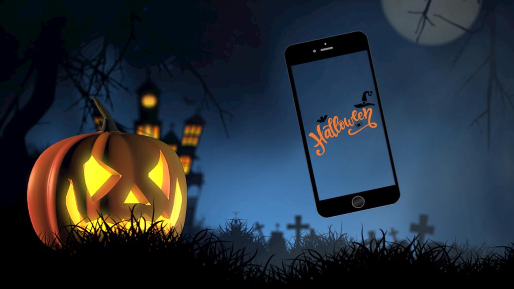 Halloween: Das sind die besten Grusel-Apps