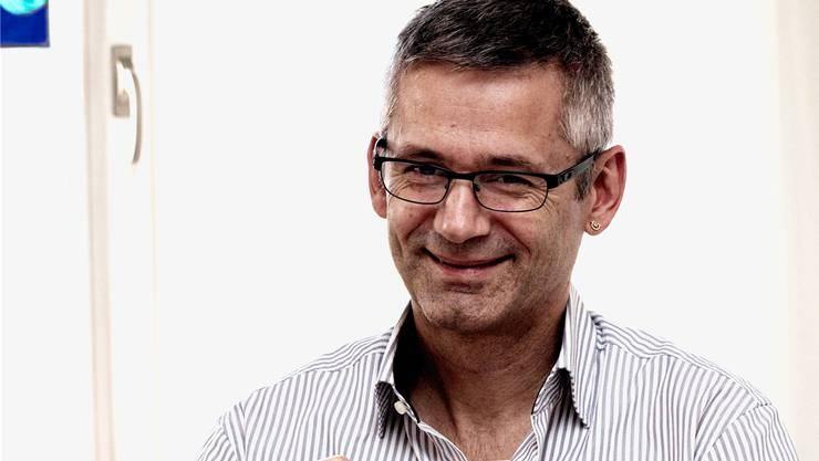 «Es ist nicht nachvollziehbar, weshalb wir als kleine Gemeinde den Lead beim Aufbau einer Regionalstadt haben sollten»: Pius Graf. (Archiv)