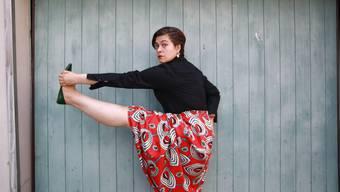 Begann mit Poetry Slam und landete in der Lyrik: Nora Gomringer, 40, gewann unter  anderem den  Ingeborg-Bachmann-Preis.