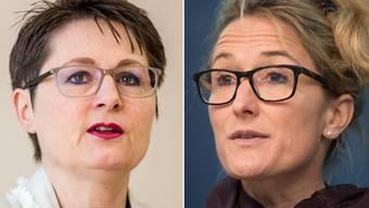 Die SVP-Frau in der Aargauer Regierung kritisiert ihre Vorgängerin Susanne Hochuli. Roth bemängelt vor allem die fehlende Strategie im Departement.