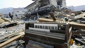Das Erdbeben in Japan kostet die Versicherungen 35 Milliarden Euro