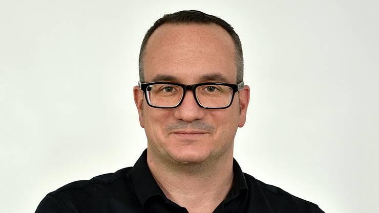 Stefan Frech arbeitet seit 2014 als wissenschaftlicher Assistent beim Staatsarchiv.
